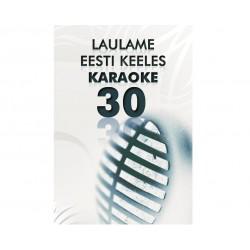 Karaoke 30 DVD
