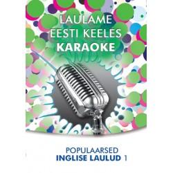 Karaoke Populaarsed inglise laulud 1 (biitlid)