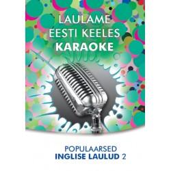 Karaoke Populaarsed inglise laulud 2 (biitlid)