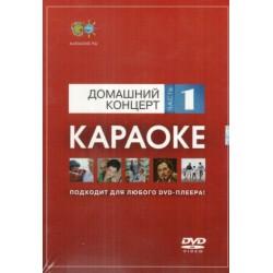Домашний Концерт Vol.1 (DVD)