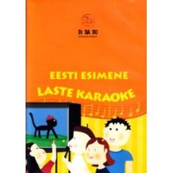 Laste karaoke DVD