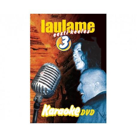 Karaoke 3 DVD