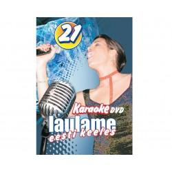 Karaoke 21 DVD