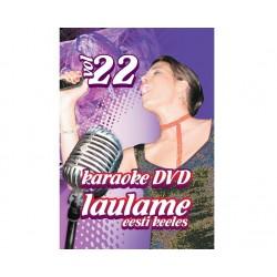 Karaoke 22 DVD