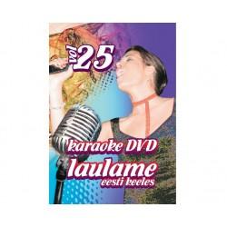 Karaoke 25 DVD