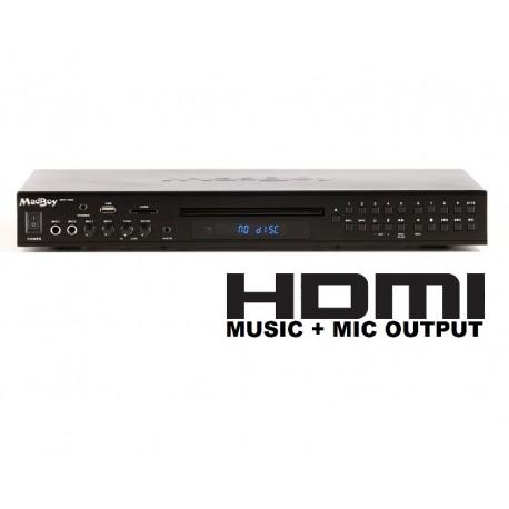 MADBOY MFP-1500 HDMI-KARAOKE PLAYER / RECORDING STUDIO