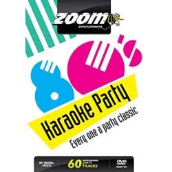 Zoom Karaoke 80'S Karaoke Party (2 DVD's)