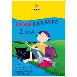 Laste karaoke DVD II osa