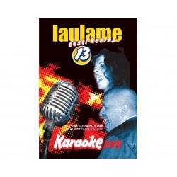 Karaoke 13 DVD