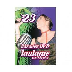 Karaoke 23 DVD