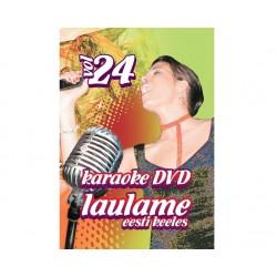 Karaoke 24 DVD